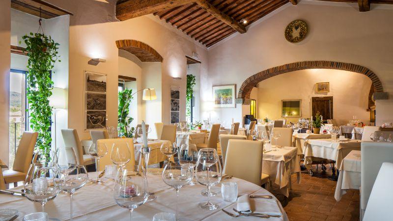 Ristorante Il Celliere Ristoro storico nel Chianti a Gaiole in Chianti - Rocca di Castagnoli