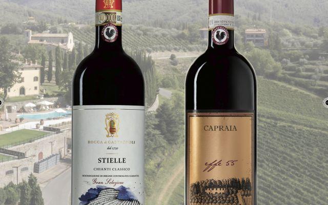La Guida Vini Buoni d'Italia 2021 ha premiato Stielle e Effe55 2016! - Super prestazione delle Nostre...